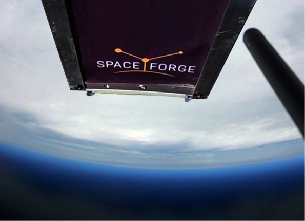 Producing space to earth materials for the clean industrial revolution in space with Space Forge